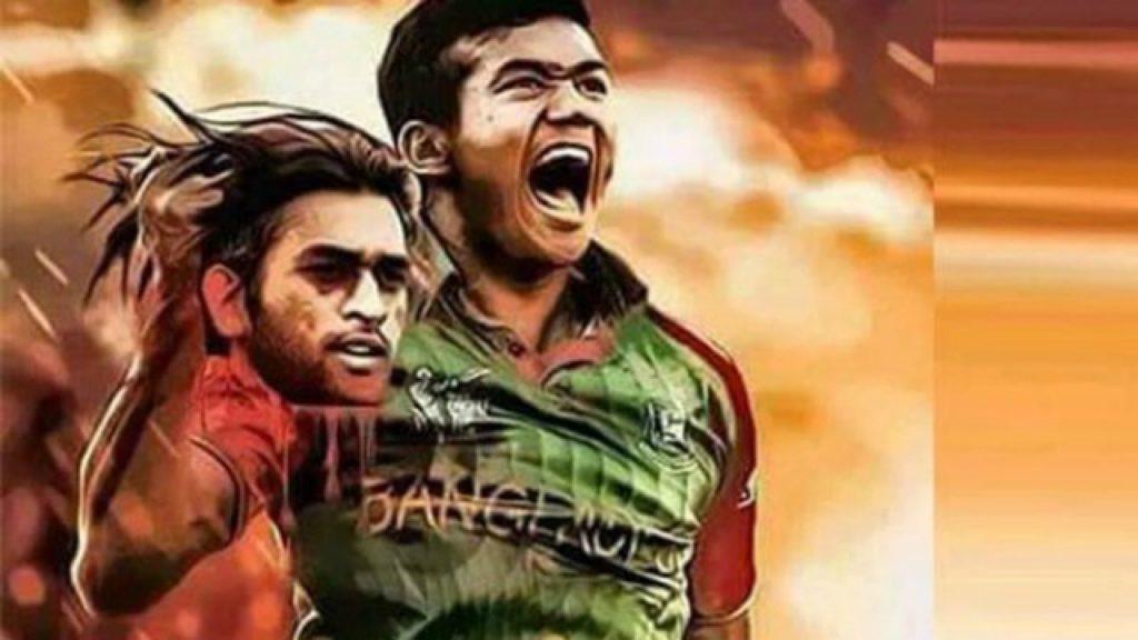 अपने हरकत से बाज नहीं आ रहे है बांग्लादेशी क्रिकेटर, श्रीलंका से पहले भारत के साथ 3 बार कर चुके है ये शर्मनाक हरकत 8