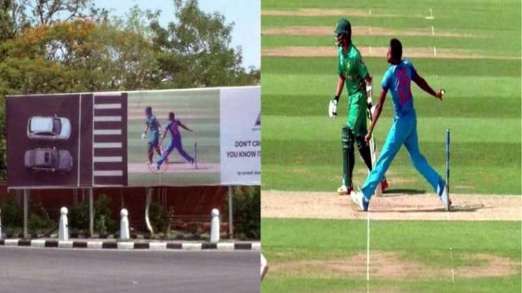 PSL 2018: अपनी हरकतों से बाज नहीं आ रहा हा पाकिस्तान, भारत के स्टार खिलाड़ी जसप्रीत बुमराह का उड़ाया PSL के दौरान मजाक 4