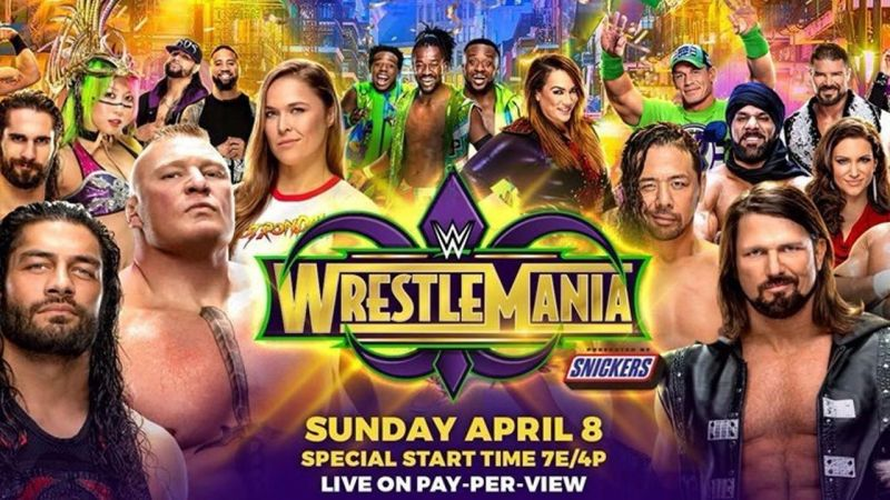 रेसलमेनिया 34 की इन बातों को जानकार WWE के प्रशंसक भी रह जायेंगे हैरान 13