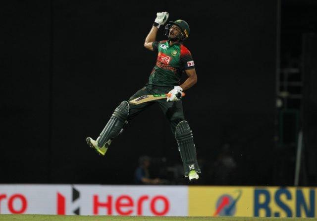 निदास ट्रॉफी : महमुदुल्लाह के छक्के से बांग्लादेश फाइनल में