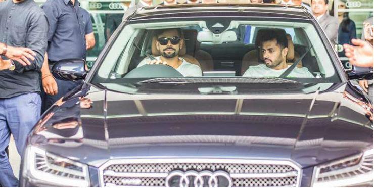 ऑडी गाड़ियों के फैन विराट कोहली ने खरीदी एक और नई कार 1