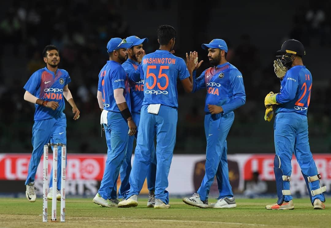 Nidahas Trophy: रोहित शर्मा के पास है भारत का पहला कप्तान बनने का मौका, तो वाशिंगटन सुंदर बना सकते है ये विश्व रिकॉर्ड 12