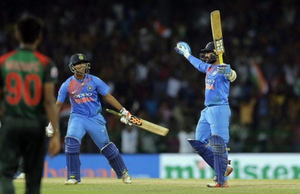 3 बल्लेबाज जिन्होंने 12 गेंद से भी कम खेली, लेकिन जीता बल्लेबाजी के लिए 'मैन ऑफ़ द मैच' 9