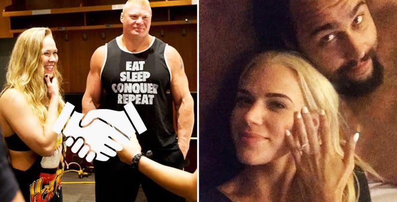 WWE के इन कड़े नियमो को आज के रेस्लर्स दिखाते हैं ठेंगा 31