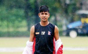 IPL 2018: आईपीएल खेलने वाले नेपाल के पहले खिलाड़ी संदीप लामिछाने पहनेंगे इस नम्बर की जर्सी, शेयर की तस्वीर 5