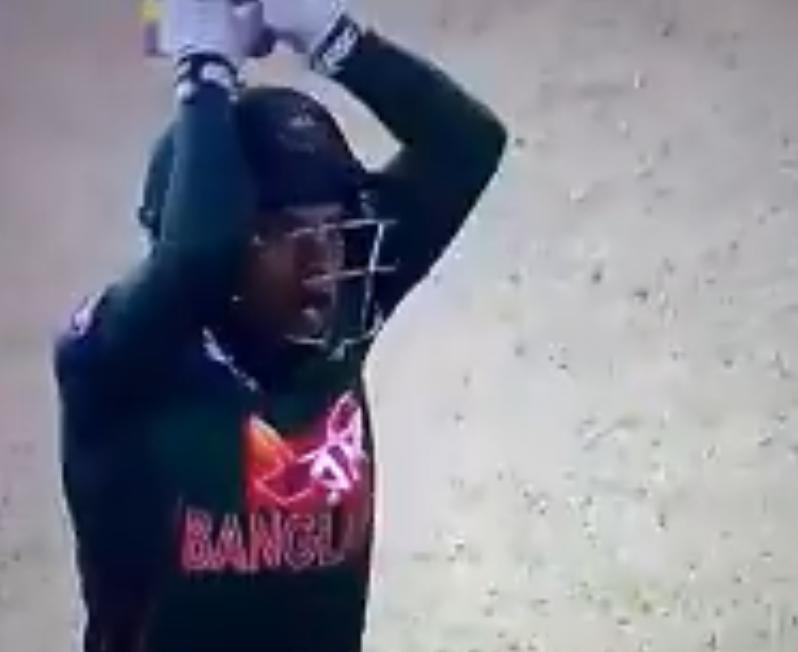 अपने हरकत से बाज नहीं आ रहे है बांग्लादेशी क्रिकेटर, श्रीलंका से पहले भारत के साथ 3 बार कर चुके है ये शर्मनाक हरकत 4