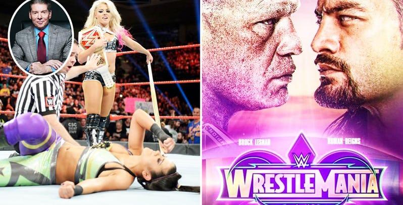 ये फैसले साबित करते हैं कि अब विन्स मैकमोहन को WWE की कमान शेन मैकमोहन को दे देनी चाहिए 15