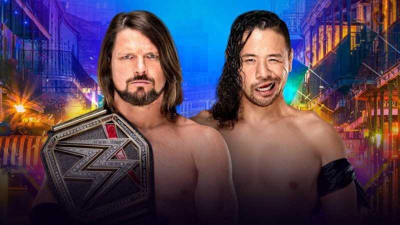 रेसलमेनिया 34 के बाद WWE चैंपियनशिप बेल्ट के लिए पांच सबसे बड़े दावेदारो के नाम 9