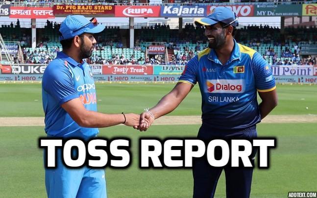 Nidahas Trophy: SLvIND: भारत ने टॉस जीता पहले गेंदबाजी करने का फैसला किया, टीम में एक बड़ा बदलाव 1