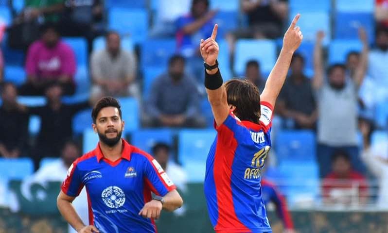 OMG! 38 साल की उम्र में बूम बूम अफरीदी ने रचा इतिहास, टी ट्वेंटी क्रिकेट में यह विश्व रिकॉर्ड बनाने वाले सिर्फ तीसरे गेंदबाज बने 2