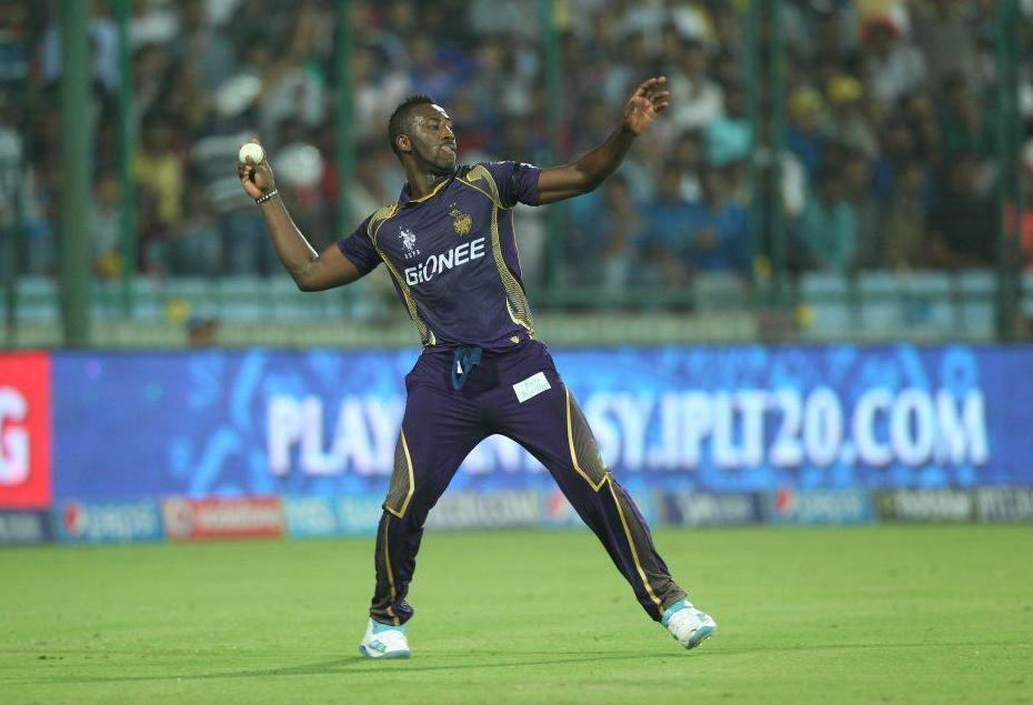 आईपीएल 2018 में शानदार प्रदर्शन करने के लिए उसेन बोल्ट के नक्शेकदम पर चल रहे हैं आंद्रे रसेल 4