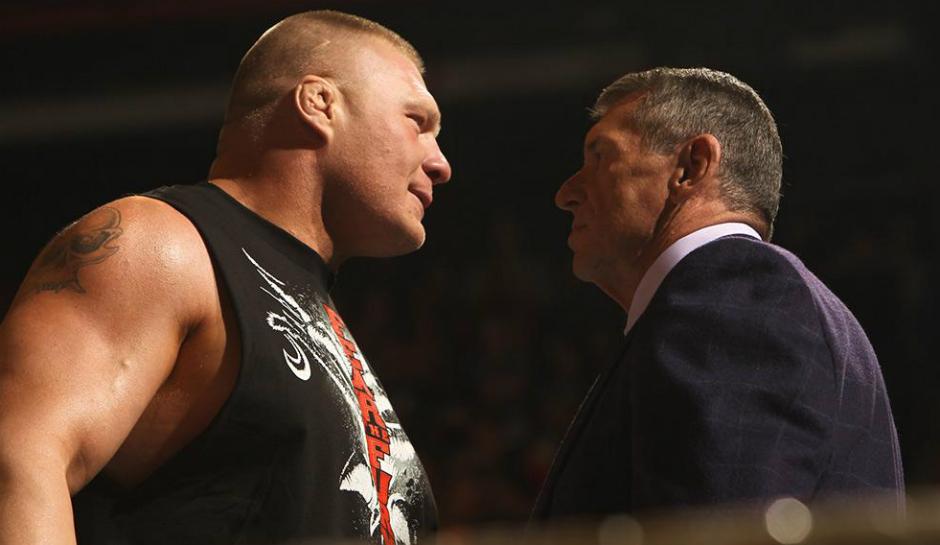 RUMOUR: WWE की तरफ से ब्रोक लेसनर को दिखाया जा सकता है आइना, बढ़ सकती है मुसीबते 14