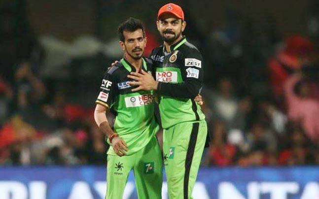 आईपीएल में कोहली का सबसे विराट हथियार युजवेन्द्र चहल इस टीम से खेलने की रखते हैं चाहत 6