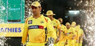Dhoni is set For CSK with batting prmotion