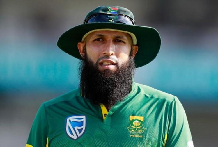 घुटने की चोट के बाद काउंटी क्रिकेट से लौटे हाशिम अमला, हैंपशायर ने उनके स्थान पर दी इस दिग्गज खिलाड़ी को जगह 1