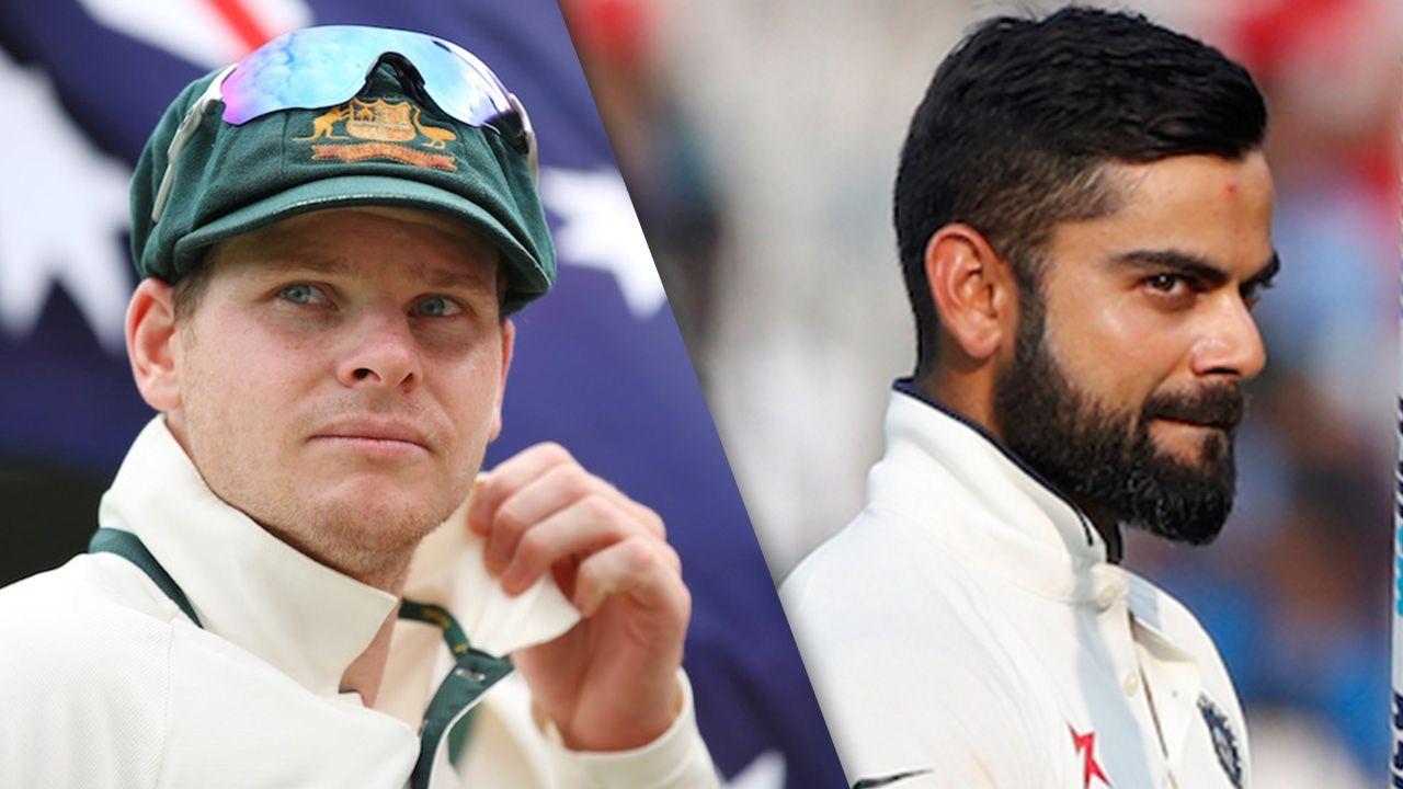 ICC TEST RANKING : अफ्रीका-ऑस्ट्रेलिया सीरीज के बाद टेस्ट रैंकिंग में हुआ बड़ा उल्टफेर, कोहली जल्द ही स्मिथ को पछाड़ बन जायेंगे नम्बर 1 टेस्ट बल्लेबाज 14