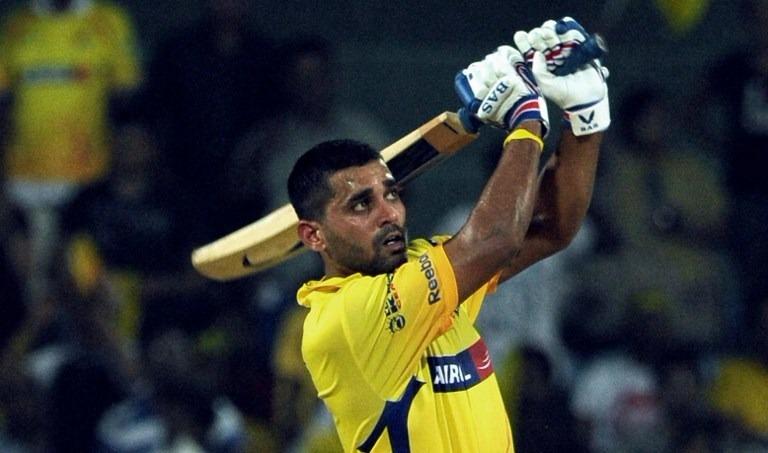 मुरली विजय ने धोनी और रैना नहीं बल्कि चेन्नई सुपर किंग्स के इस खिलाड़ी को बताया चैम्पियन, साथ में शेयर की तस्वीर 4