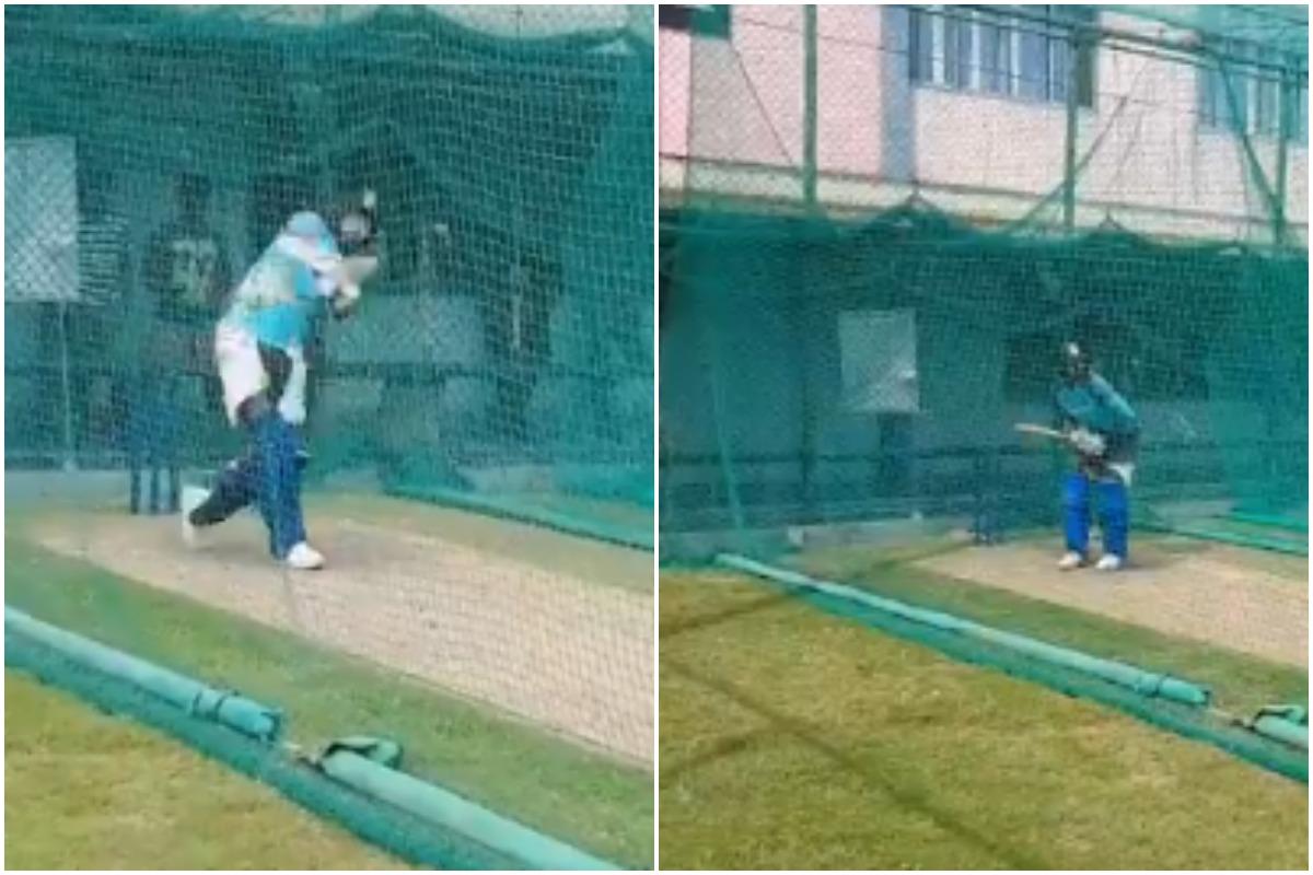 Nidahas Tri Series: बांग्लादेश को धूल चटाने के लिए कुछ इस प्रकार जमकर पसीना बहा रही है टीम इंडिया 10