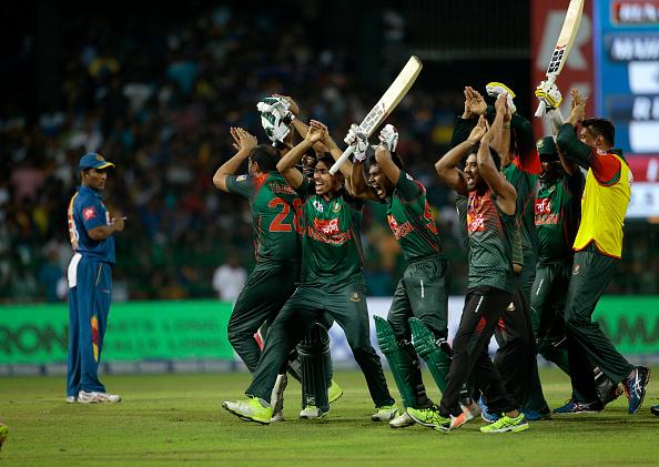 अपने हरकत से बाज नहीं आ रहे है बांग्लादेशी क्रिकेटर, श्रीलंका से पहले भारत के साथ 3 बार कर चुके है ये शर्मनाक हरकत 1