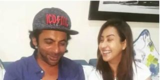 Shilpa and Sunil join hands for a digital show based on cricket