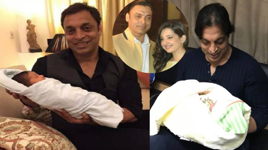 Shoaib akhtar married 20 year older girl, see pics