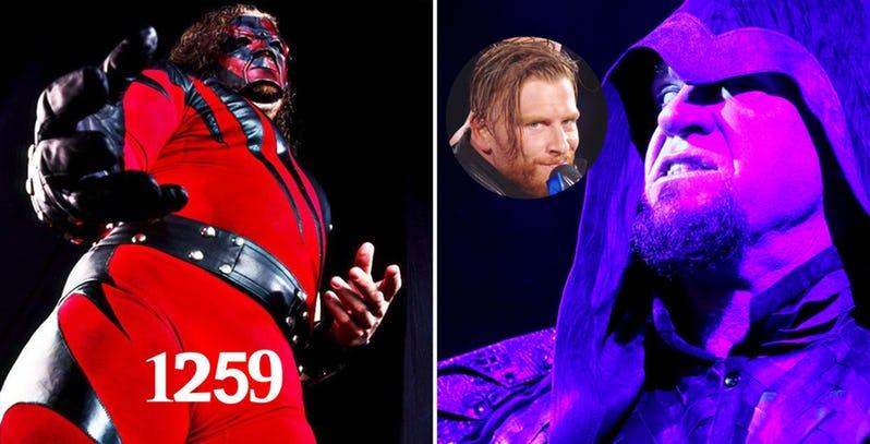 WWE रेस्लरो के ये शर्मनाक आंकड़े जानकार आप भी रह जायेंगे दंग 3