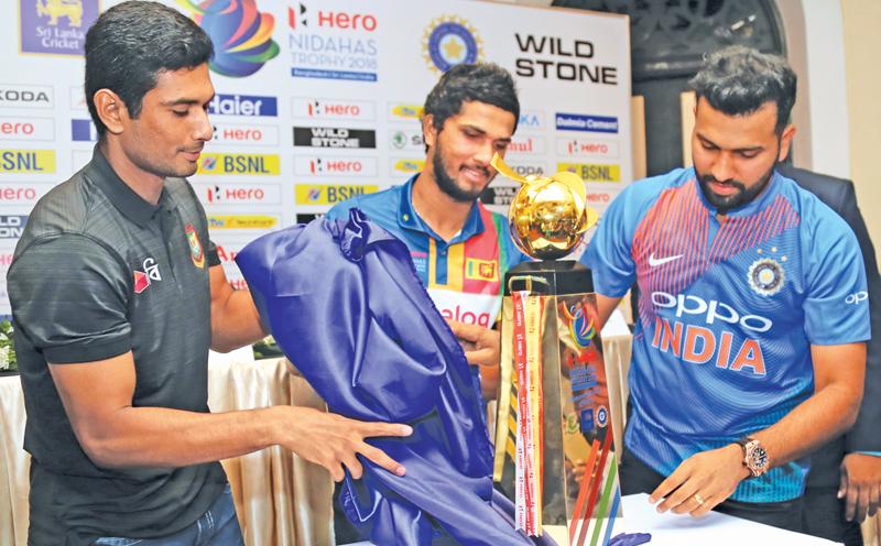 निदहास ट्राफी: भारत के खिलाफ करो या मरो के मुकाबले से पहले श्रीलंका को लगा बड़ा झटका, आईसीसी ने श्रीलंकाई कप्तान को किया बैन 5
