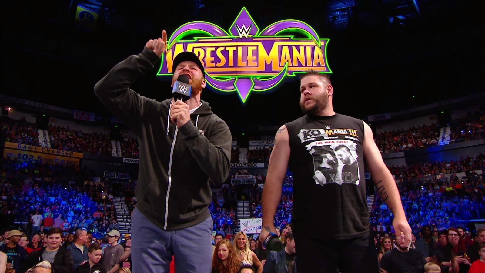 WWE SMACKDOWN रिजल्ट्स 4 अप्रैल 2018: ये रहे मैचो के रिजल्ट्स 16