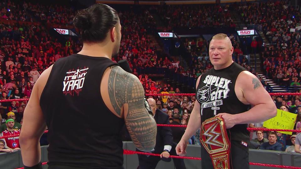 WWE RAW RESULTS 23 अप्रैल 2018: ये रहे सभी मैचों के रिजल्ट्स 16