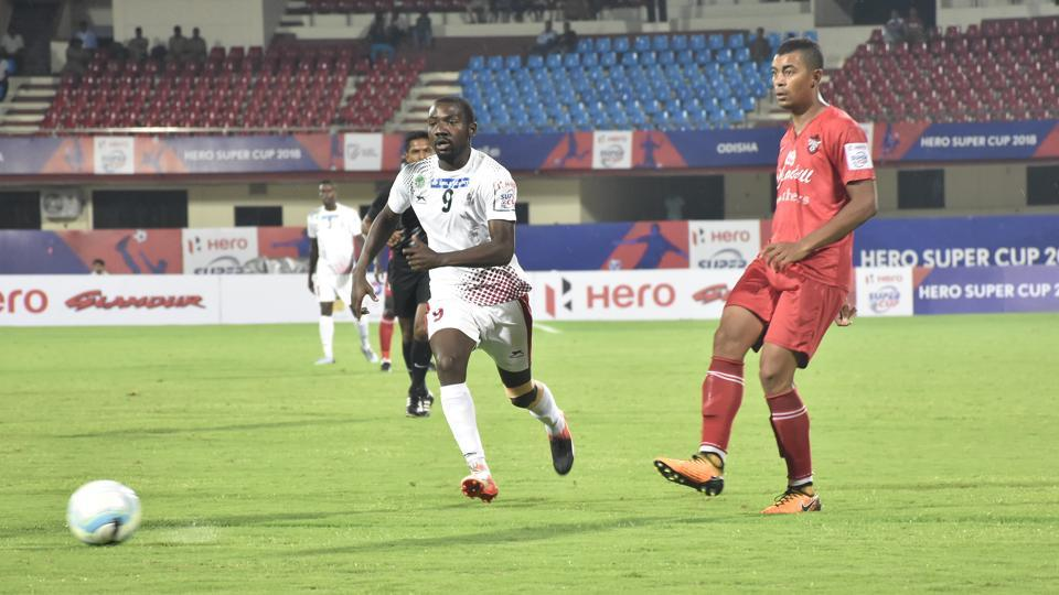 सुपर कप : डिका के दम पर मोहन बागान ने चर्चिल ब्रदर्स को 2-1 से हराया 1
