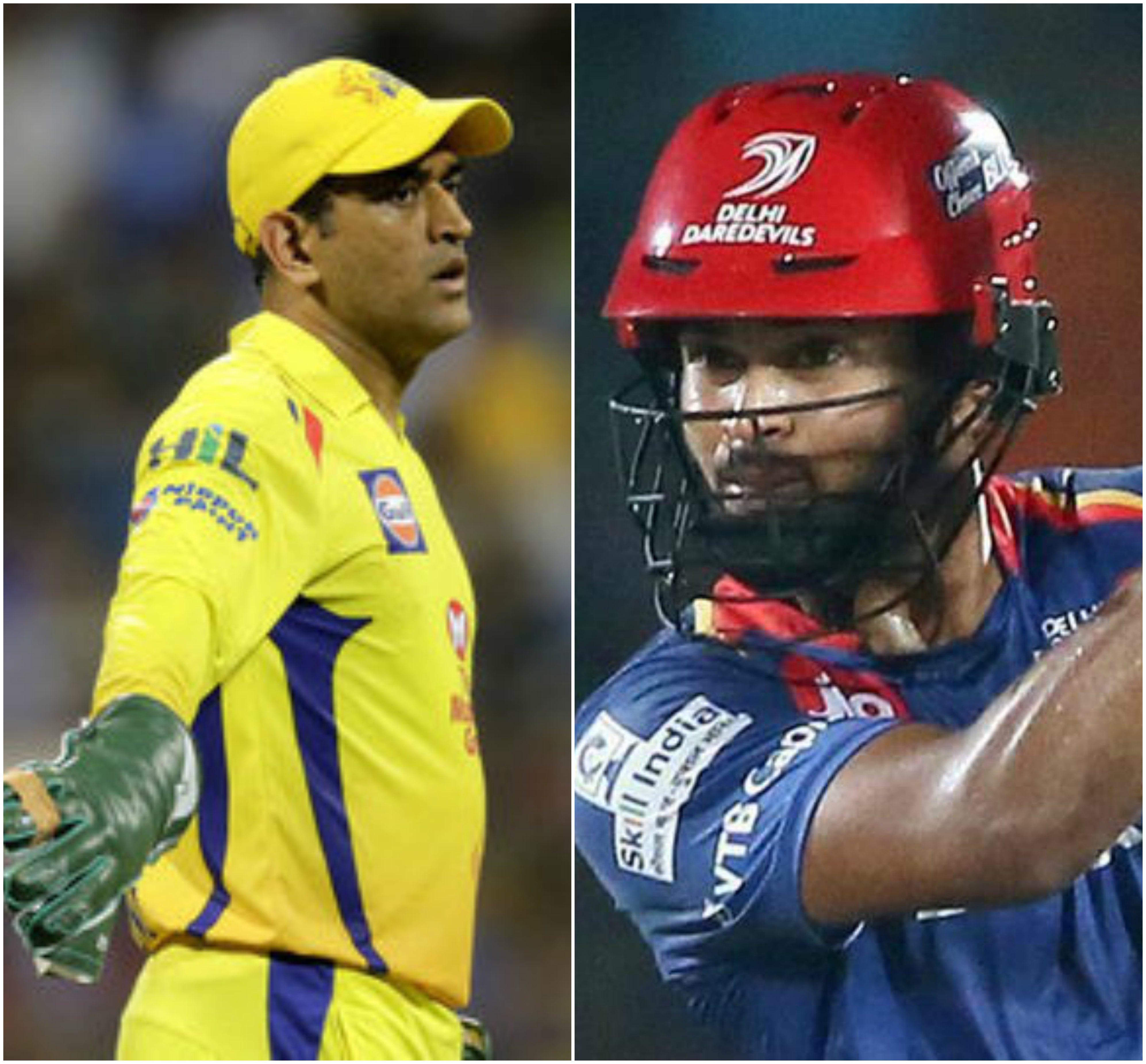 IPL 2018: चेन्नई पर भारी पड़ेंगे दिल्ली डेयर डेविल्स के ये 2 खिलाड़ी, धोनी, ब्रावो और रैना पर भी होगी नजर 4