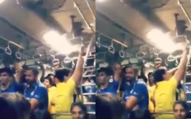 VIDEO: रोहित शर्मा, हार्दिक पंड्या या किरोन पोलार्ड नहीं, बल्कि चेन्नई सुपर किंग्स के इस दिग्गज खिलाड़ी के फैन हुए मुंबई इंडियन्स के समर्थक 15