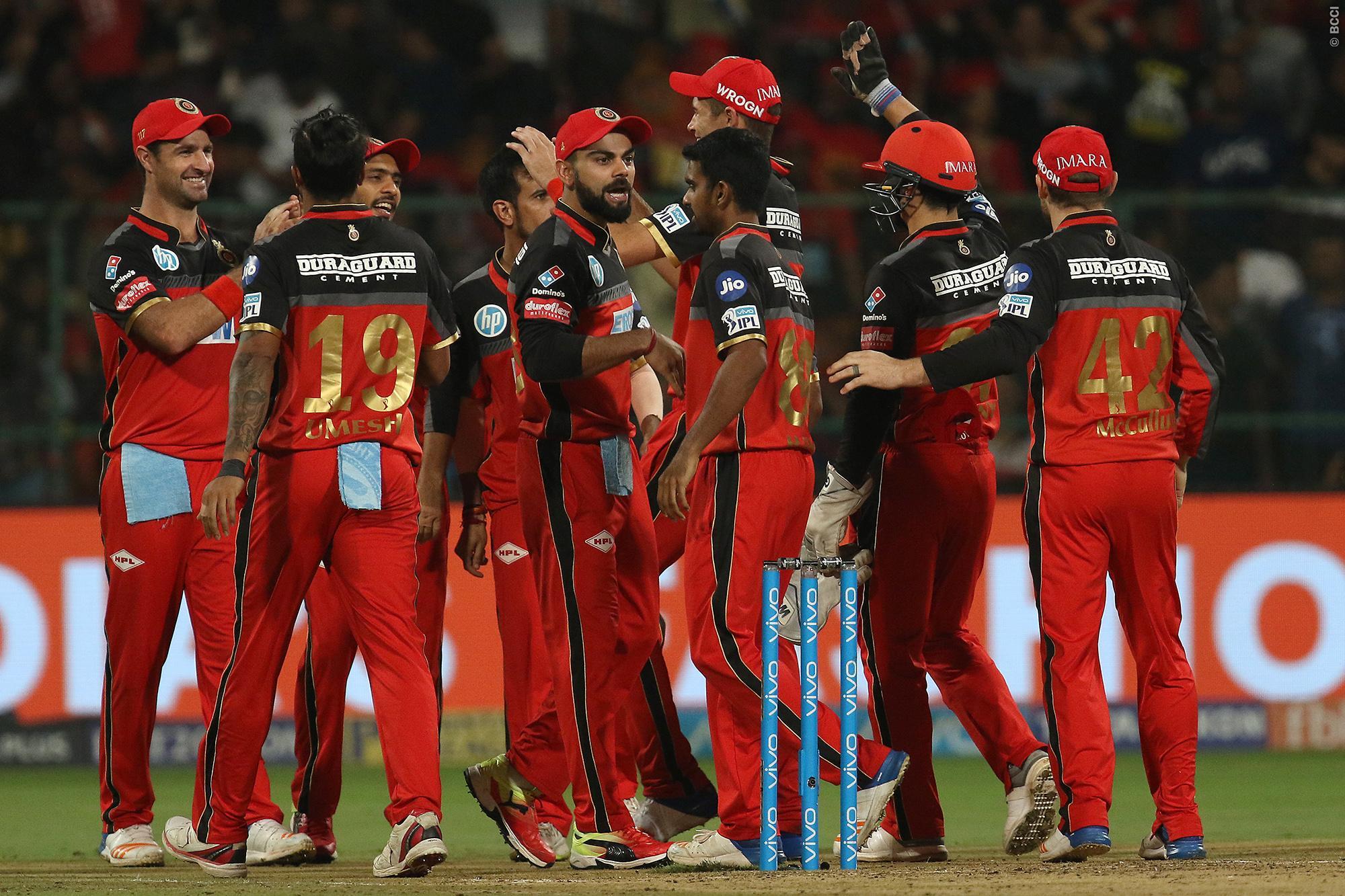 IPL 2018: अभी प्ले ऑफ में जगह बना सकती है रॉयल चैलेंजर बैंगलोर, सिर्फ इतने मैचो में हासिल करना होगा जीत 2