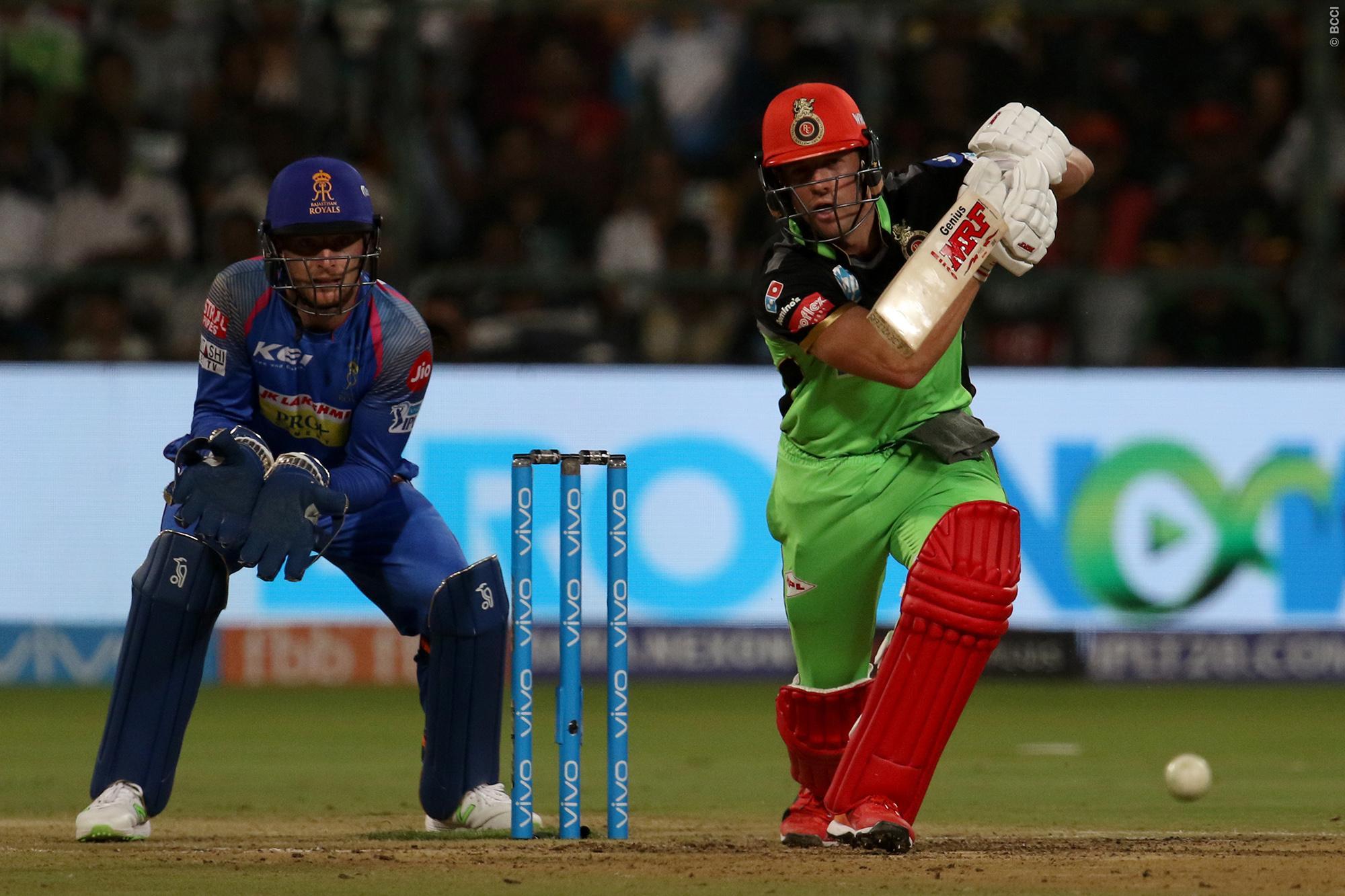 आश्चर्यजनक: विराट कोहली नहीं, बल्कि राजस्थान रॉयल्स के इस खिलाड़ी की बल्लेबाजी देख अपने खेल में सुधार लाये है डीविलियर्स