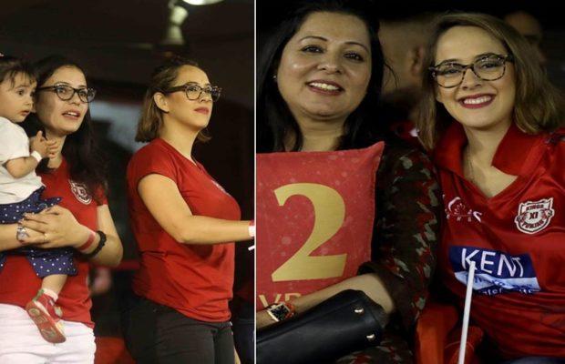 युवराज सिंह को चीयर करने पत्नी हेजल कीच के साथ पहुंची उनकी सबसे करीबी ये शख्स, लेकिन युवी को नहीं मिला बल्लेबाजी 5
