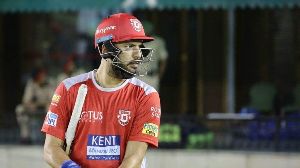 युवराज सिंह को चीयर करने पत्नी हेजल कीच के साथ पहुंची उनकी सबसे करीबी ये शख्स, लेकिन युवी को नहीं मिला बल्लेबाजी 3