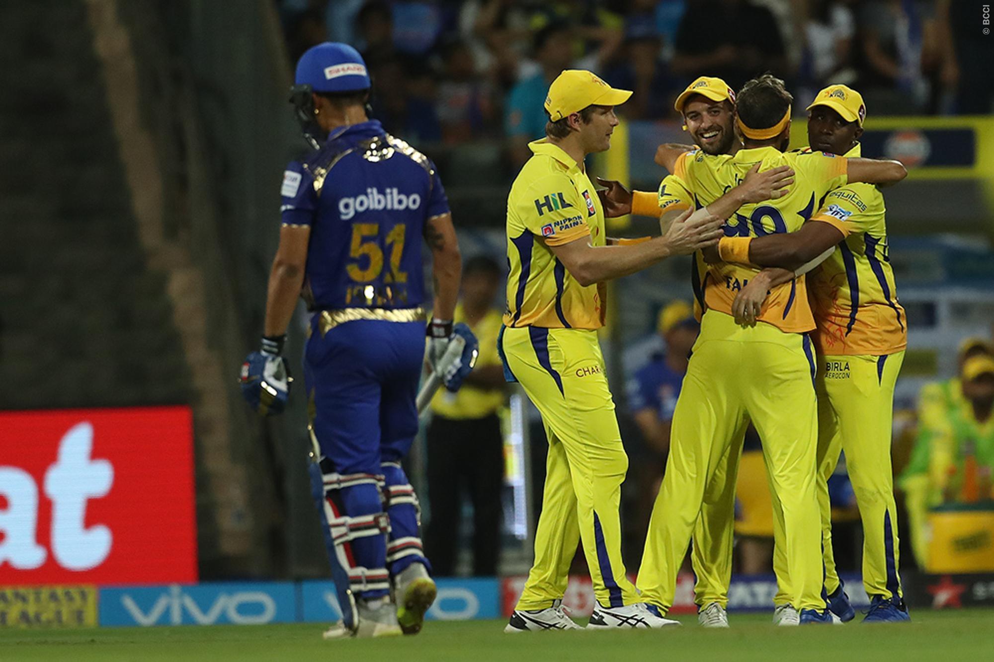 MIvCSK: आखिरकार वजह आया सामने इस कारण मुंबई इंडियंस ने 19 वें ओवर में दिया चेन्नई सुपर किंग्स को जीतने का मौका 14