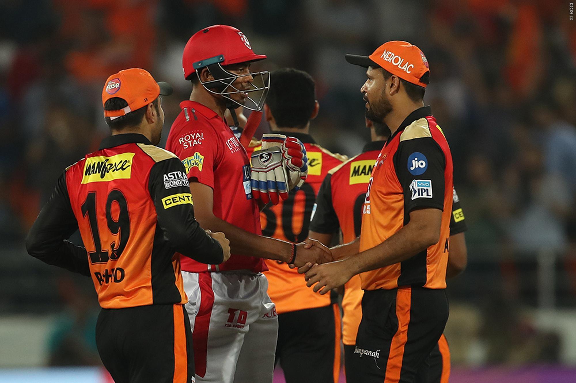 POINT TABLE : हैदराबाद की जीत के बाद बदला क्वालीफायर का समीकरण अब ये 4 टीम कर रही है क्वालीफाई 48