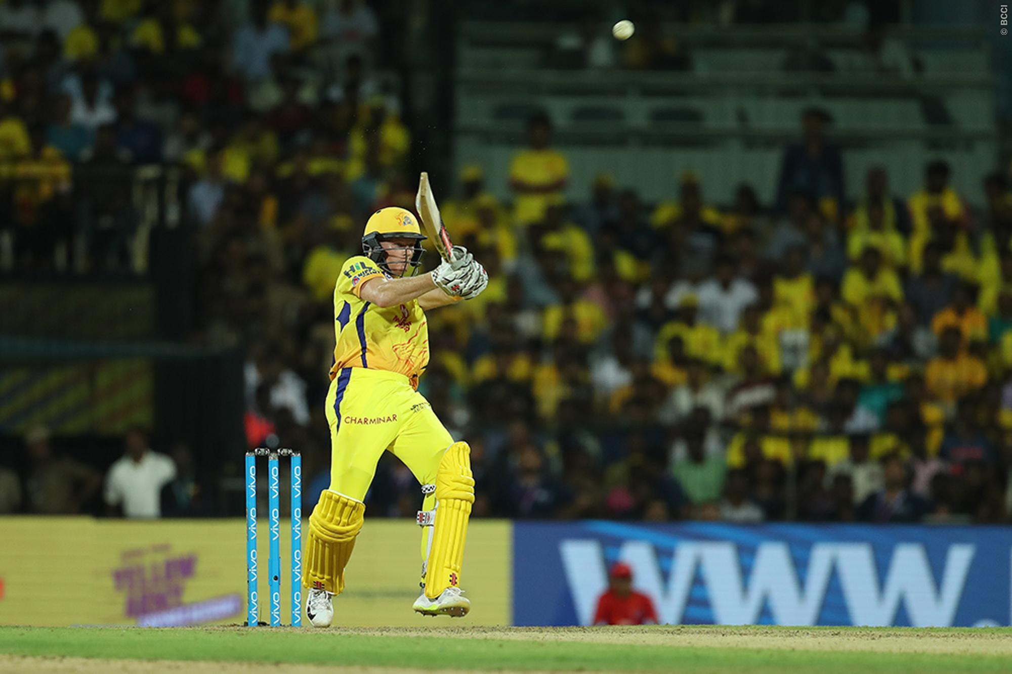 'मैन ऑफ़ द मैच' लेते हुए सैम बिलिंग्स ने धोनी को नजरअंदाज करते हुए चेन्नई सुपर किंग्स के इस दिग्गज को दिया इस तूफानी पारी का श्रेय 17