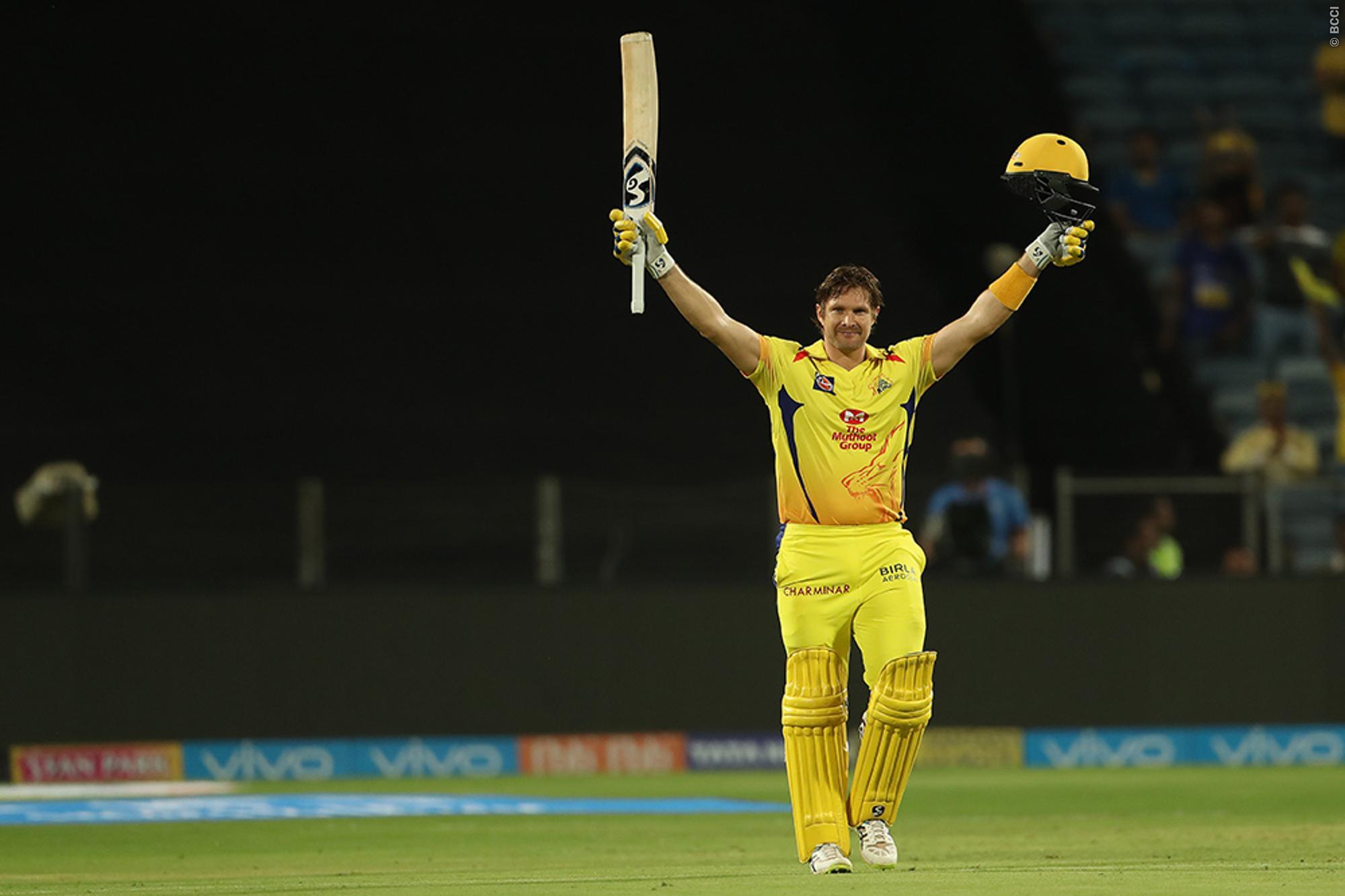 STATS: चेन्नई सुपर किंग्स बनाम राजस्थान रॉयल्स के बीच मैच में बने कुल 6 रिकॉर्ड, तो ऐसा करने वाले दुनिया के एकलौते बल्लेबाज बने शेन वाटसन 4