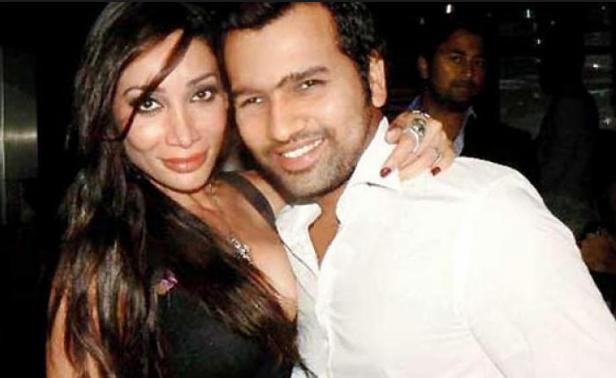 बर्थडे स्पेशल : रितिका सजदेह के साथ शादी से पहले इस बॉलीवुड अभिनेत्री के साथ सिरियस रिलेशनशिप में थे रोहित शर्मा 4