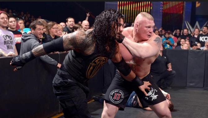 वीडियो : WWE WrestleMania 34 रिजल्ट: 9 अप्रैल 2018