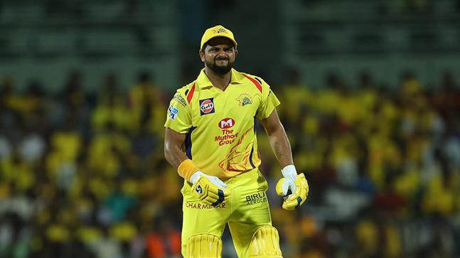 चोटिल सुरेश रैना की जगह लम्बे समय से टीम से बाहर बैठा यह दिग्गज खिलाड़ी होगा चेन्नई का हिस्सा 44
