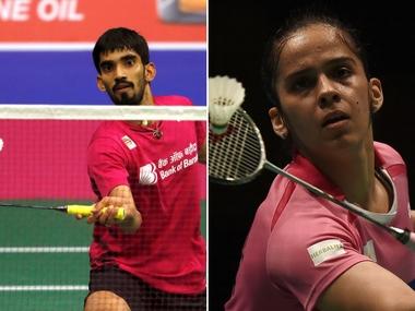 बैडमिंटन : सायना, श्रीकांत एशियाई चैम्पियनशिप के अगले दौर में 1