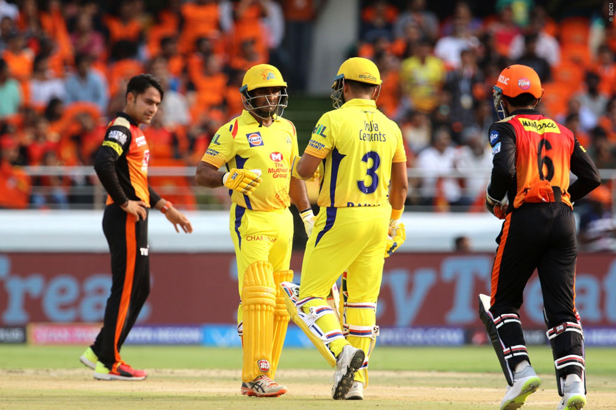 STATS: हैदराबाद और चेन्नई के बिच मैच में बने कुल 6 ऐतिहासिक रिकॉर्ड, लेकिन रैना ने कोहली को छोड़ा पीछे 1