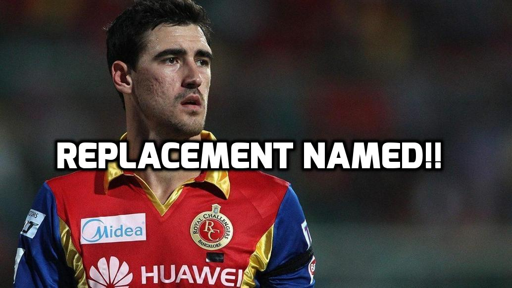 BREAKING NEWS: कोलकाता नाईट राइडर्स ने मिचेल स्टार्क की जगह इस खिलाड़ी को किया अपनी टीम में शामिल 10