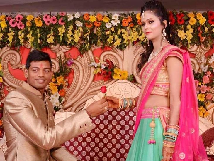 PHOTO: किंग्स इलेवन पंजाब के स्टार गेंदबाज अंकित राजपूत की पत्नी है बेहद ही खुबसुरत, देखे तस्वीरे 7