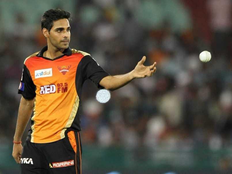 वीडियो- आईपीएल फोटोशूट के दौरान सनराईजर्स हैदराबाद के उपकप्तान भुवनेश्वर कुमार ने किया कुछ ऐसा देख नहीं रुकेगी हंसी 3