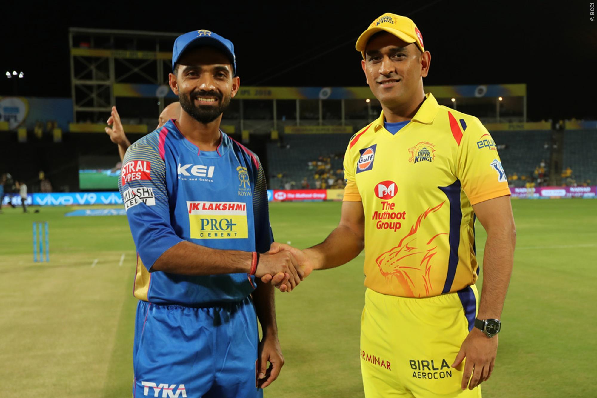 STATS: चेन्नई सुपर किंग्स बनाम राजस्थान रॉयल्स के बीच मैच में बने कुल 6 रिकॉर्ड, तो ऐसा करने वाले दुनिया के एकलौते बल्लेबाज बने शेन वाटसन 3