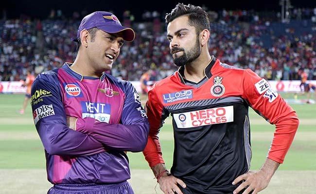 IPL 2018: आईपीएल से पैसा कमाने के मामले में धोनी और रोहित से बहुत पीछे हैं विराट 1